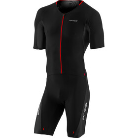 ORCA 226 Perform Aero Race Suit Heren, black orange